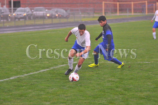 10-20-16 Sports Allen East @ Continental boys sectional soccer