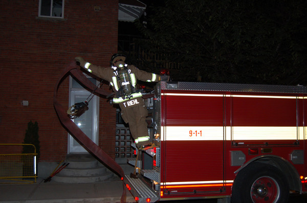 September 21, 2006 - 5th Alarm - Dupont St / Westmoreland Ave