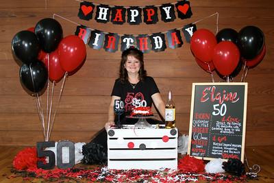 Elaine~50th Birthday