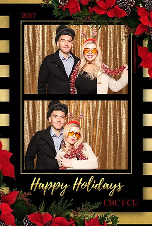 CBC Federal Credit Union Holiday Party 2017