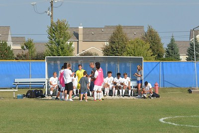 OE Varsity boys Soccer Vs Plainfield No.  2017