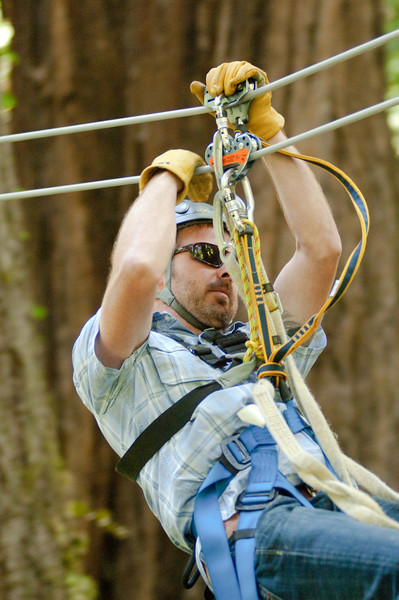 Redwood Canopy Tours 2010-06-07