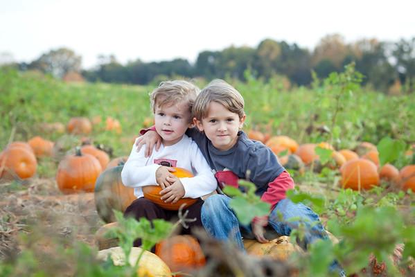 Carle Family-Fall 2012