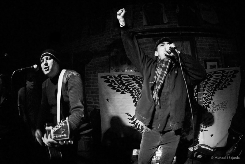Street Dogs Acoustic Show Scruffy Murphy's Denver, CO March 10, 2011