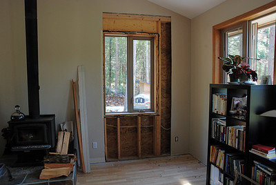 French Door addition