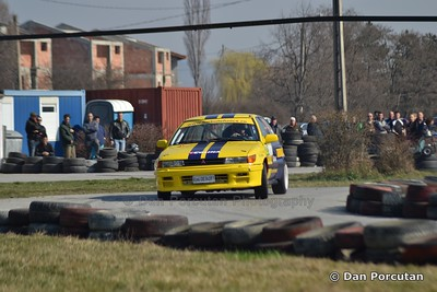 National Rally Championship for juniors, Romania, 2014