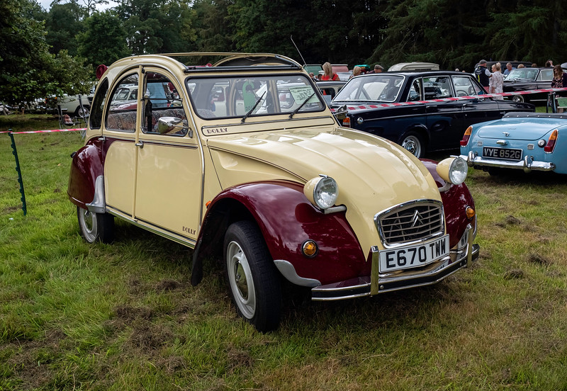 1988 Citroën 2CV6 Dolly