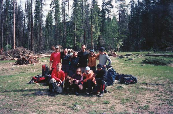 Trail Training/Volunteer