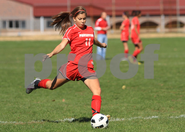 West Morris Central vs Parsippany Girls Varsity Soccer