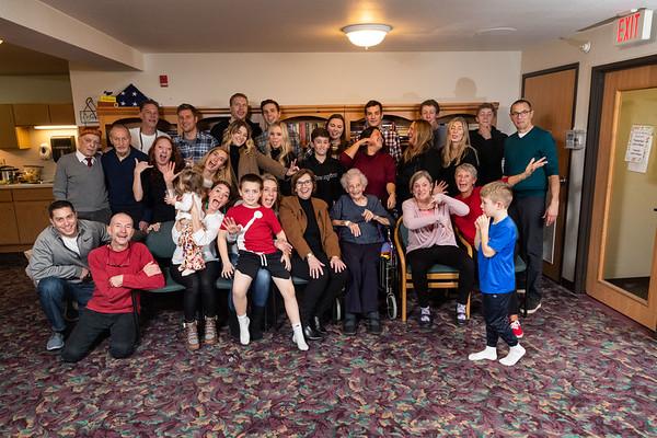 Kate Long Family Photos