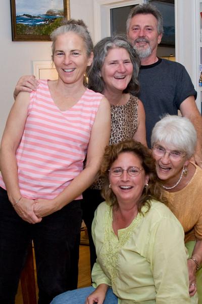 Bev Brown's Birthday 2007