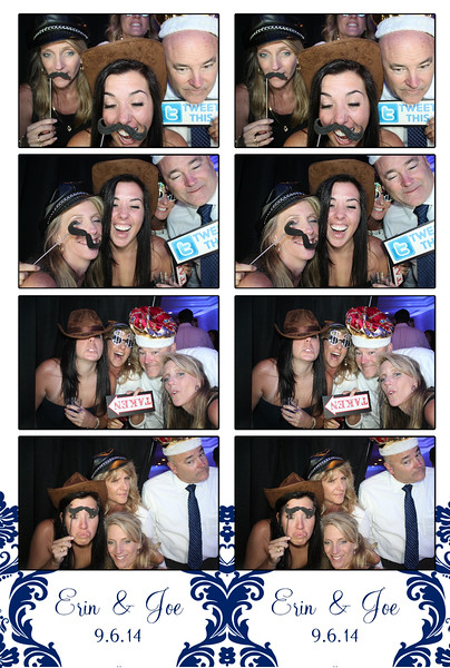 Erin & Joe September 6, 2014