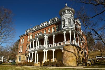 Granville, Ohio - Denison University