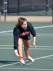 Women's Tennis VS Erskine
