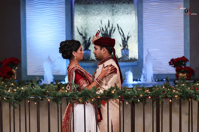 MAHARSHI AND BHAVIKA WEDDING CEREMONY 1