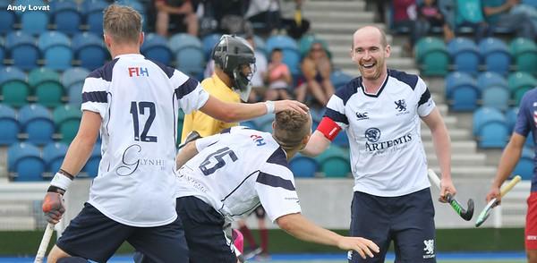 Scotland V USA [3-1] - Glasgow Green - 08/07/2018