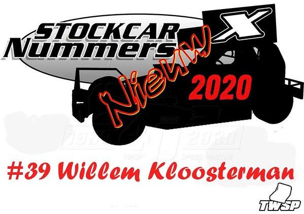 Nieuwe stockcar rijders 2020