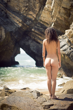 Environmental Nude Portraiture