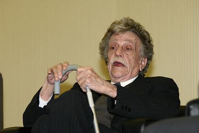 Author Kurt Vonnegut
