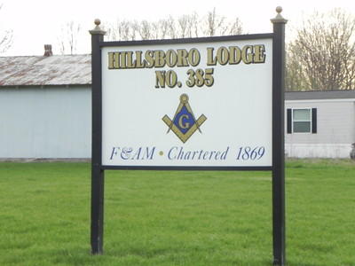Hillsboro Lodge No 385 150th Rededication Ceremony 04-13-2019