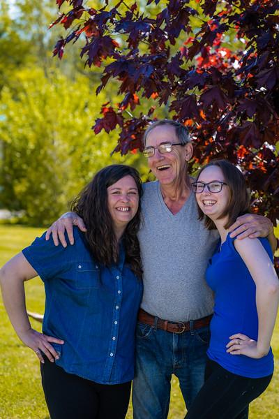 Paula & Family