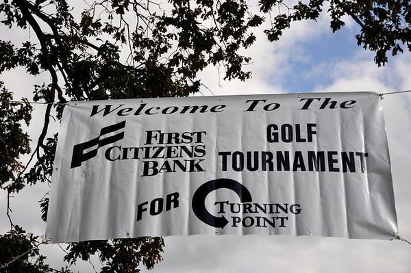 Turning Point Shelter Golf T Fundraiser 2011