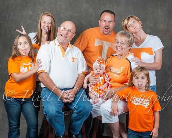 2013 Knighton Family