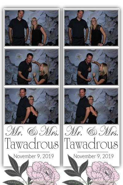 Mr. & Mrs. Tawadrous