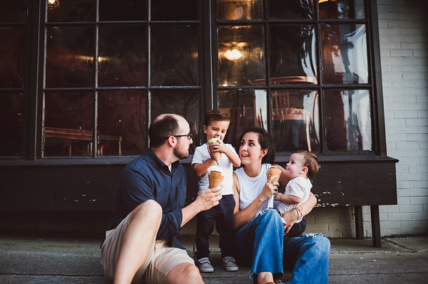 Fortier Family {8.21}