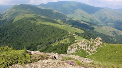 Srbija - Stara planina, Babin zub, Midzor (do pola), 22.6.2019.