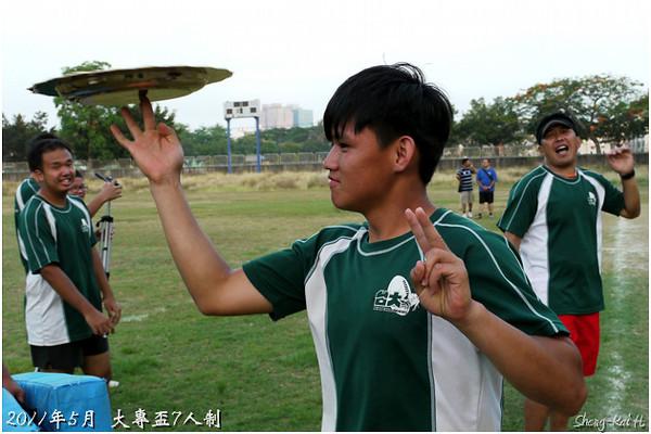 2011大專盃7s-乙組冠軍賽-台灣大學vs政治大學(NTU vs NCCU)