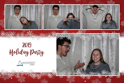 Mississippi Lime Holiday Party 2019