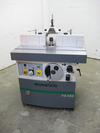 Ironwood 55FX Shaper