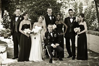 Hali and Chris Wedding Day