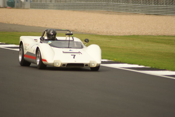Bentley Drivers Club Race Meeting Silverstone