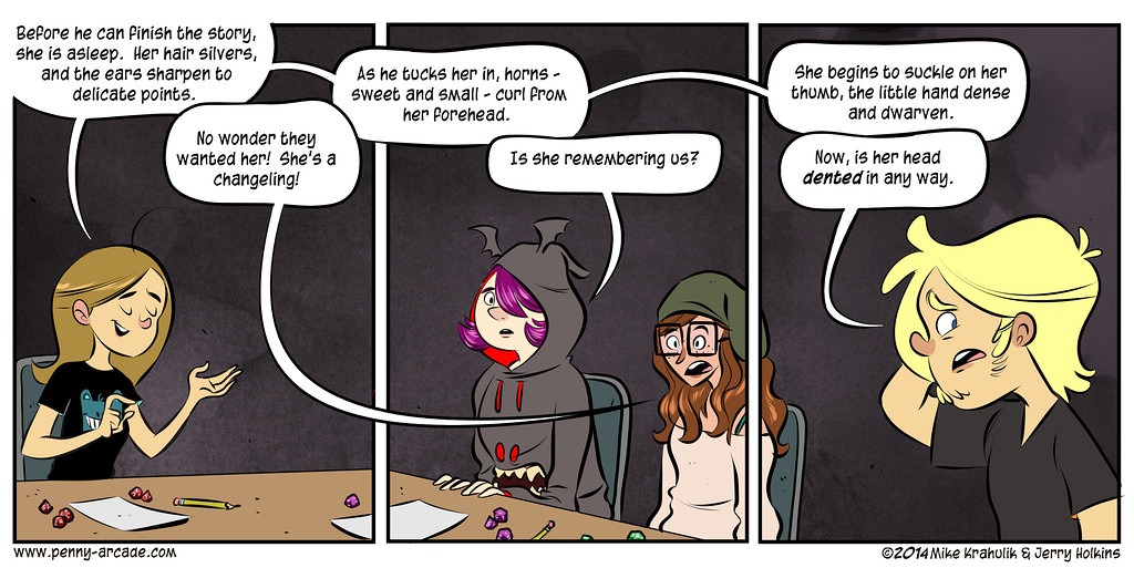 The Dungeon Mistress, Part Six