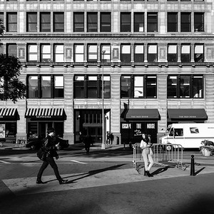 Oct 2017: NYC Street