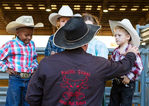 PCJBR - August rodeo