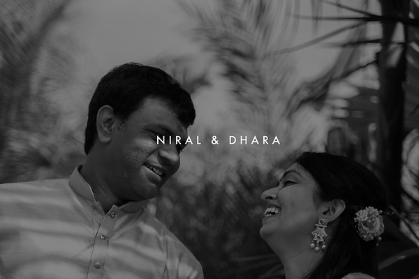 Niral and Dhara | Ahmedabad 2019
