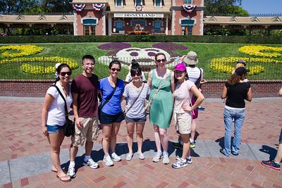 Disneyland Half Marathon Weekend  (2011)