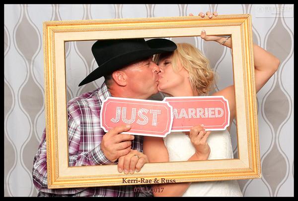 Kerri-Rae & Russ Wedding