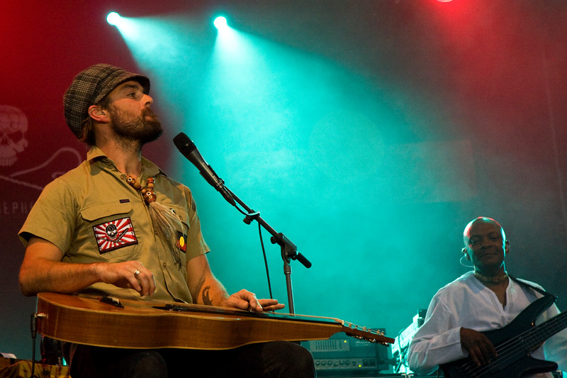 Xavier Rudd at Ottawa Bluesfest