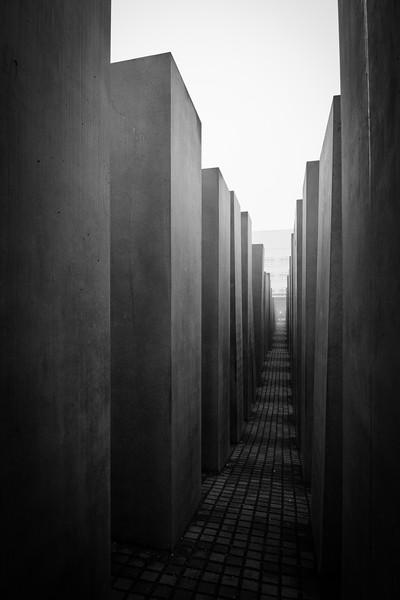Represent 6 million Jews killed by Nazis