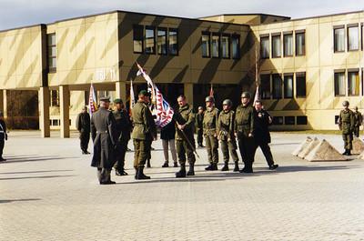 Kommandant JgB 12 in Amstetten (1999 -2000)