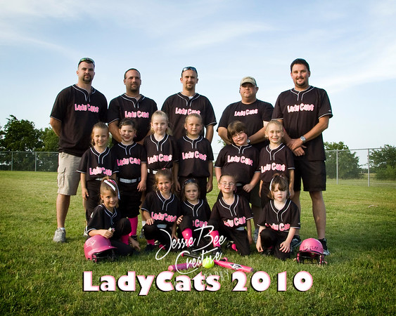Scurry LadyCats 2010