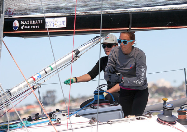 Farr 40's Day 2