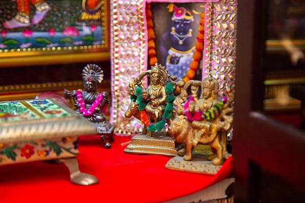 Urvesh & Kruti Manglik Vidhi