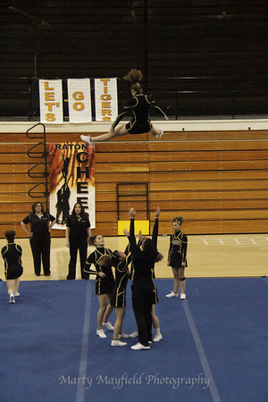 RHS Cheer and Dance State Preview