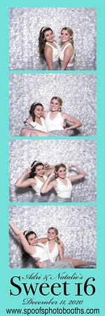 2020.12.11 Adri & Natalie's Sweet 16
