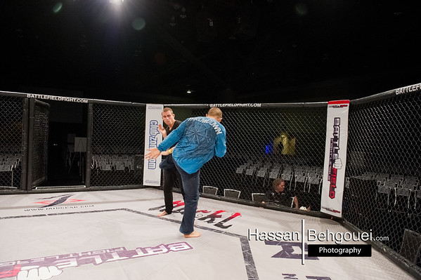 BFL 23 Vancouver Convention Centre Downtown BC Canada BattleField Fight League (5_25_13) pt.1